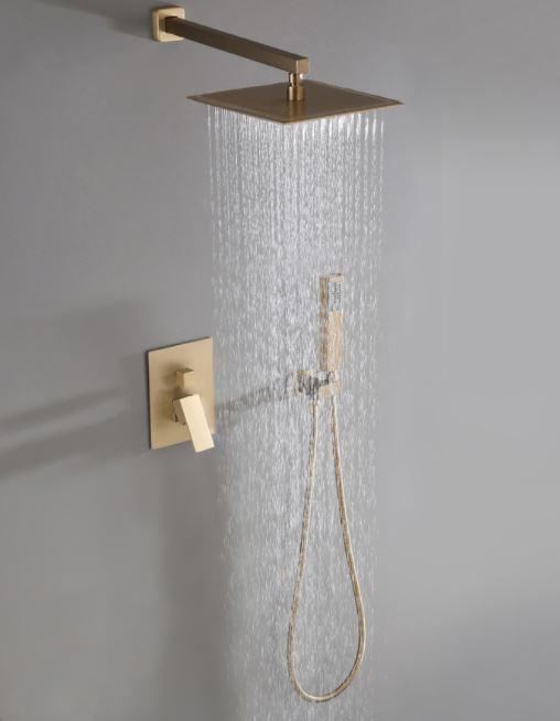 natrysk prysznicowy